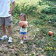 Meg & her Daddy